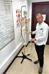 Krebs erforschen und die Ergebnisse lehren: Biomediziner Prof. Wolfgang Link von der Universität der Algarve