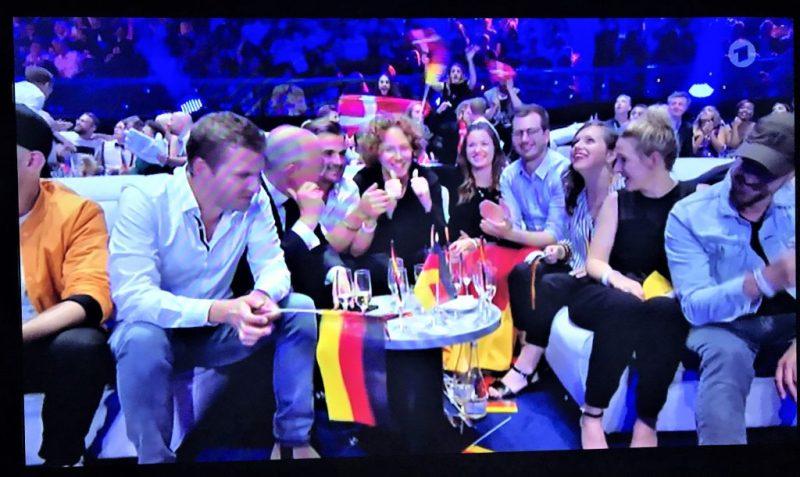 Algarve News zu 4. Platz von Michael Schulte bei Eurovision Song Contest 2018 in Lissabon