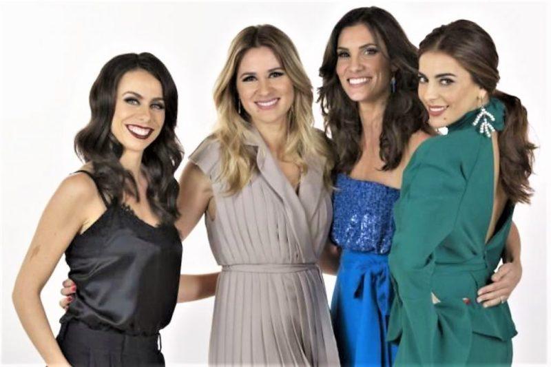 Eurovision Song Contest 2018 in Lissabon mit portugiesischen Moderatorinnen