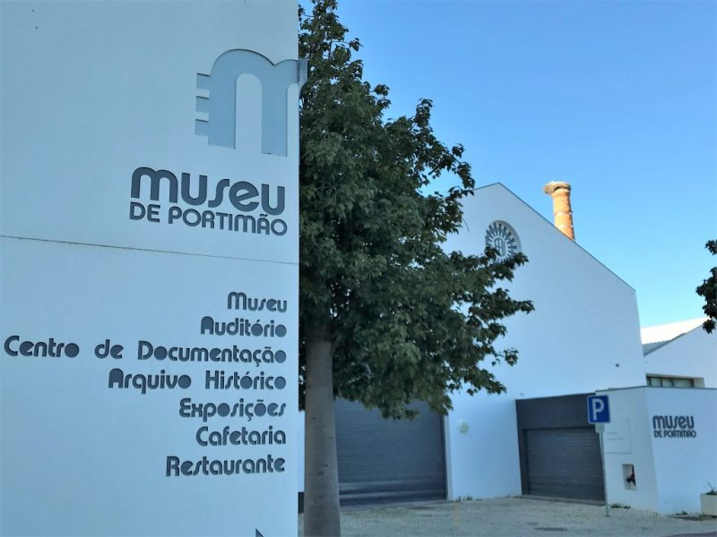 Museum Portimao residiert in der ehemaligen Sardinenkonserven-Fabrik Feu Hermanos