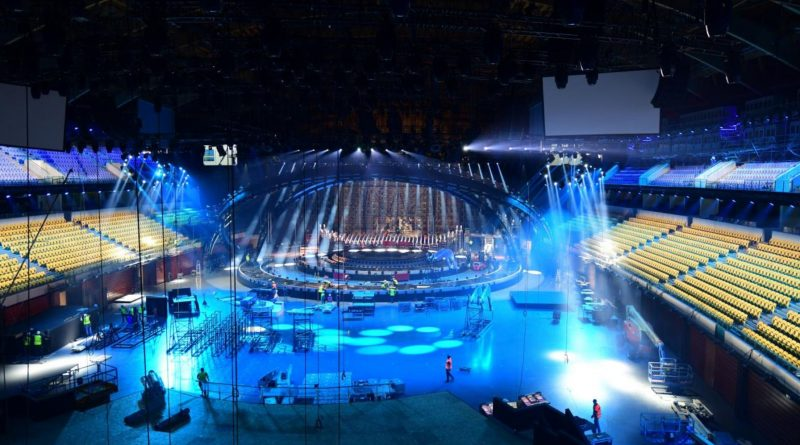 Eurovision Song Contest 2018 in Altice-Arena in Lissabon