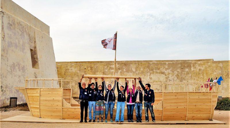 Karavelle Sagres kann selbst nachgebaut werden an der Algarve