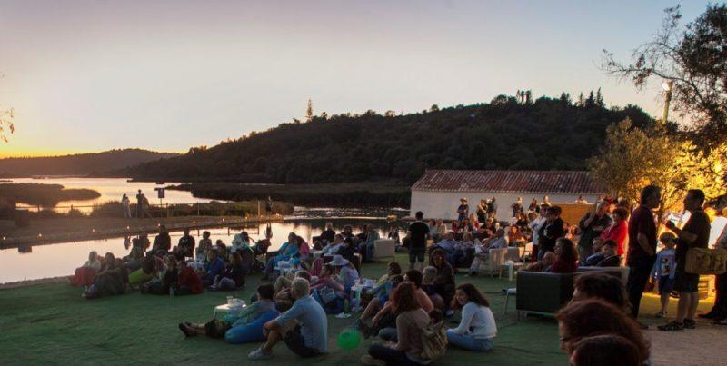 Jazz Fest in Lagoa an der Algarve hat sommerliche Atmosphäre