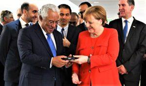 Algarve News zu Antonio Costa und Angela Merkel in Portugal
