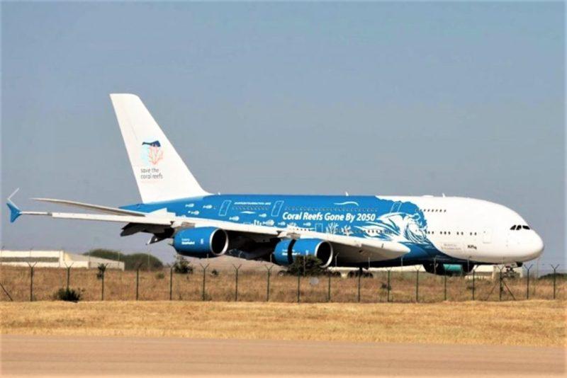 Ryanair-Streik in der Woche der ersten Landung eines Airbus A380 in Portugal