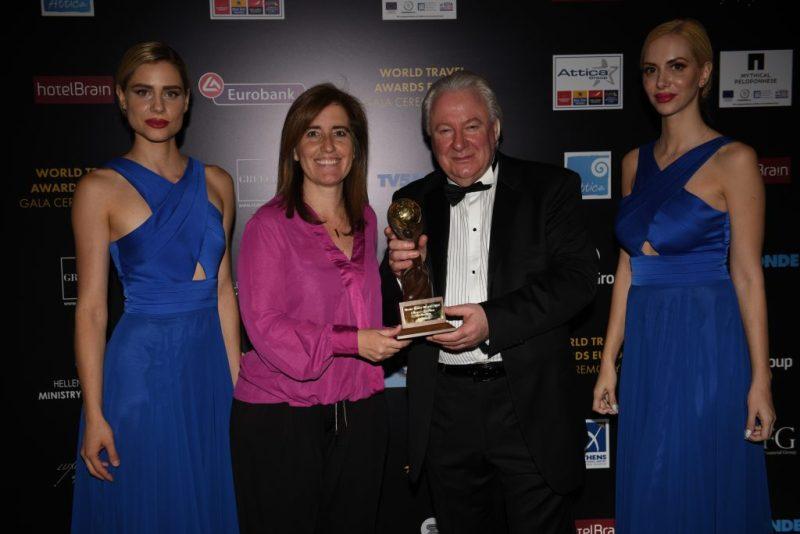 World Travel Award 2018 für Portugal als führende Länder-Destination
