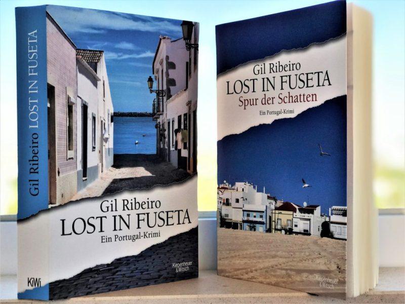 Algarve-Krimis von Gil Ribeiro mit Kommissar Leander Lost