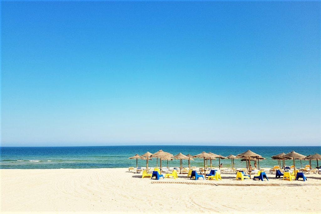 Algarve-Krimis spielen zum Beispiel in Fuseta bei Olhao