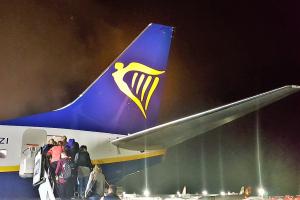 Entschädigungen durch Ryanair wegen Flugbegleiterstreiks fraglich
