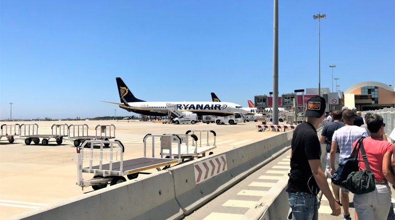 Entschädigungen von Ryanair wegen streikbedingter Flugausfälle fraglich