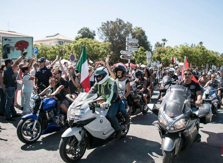 Motorrad-Treffen an der Algarve zieht jährlich Tausende nach Faro