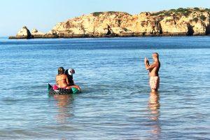 Übernachtungen gerieten im ersten Halbjahr 2018 an der Algarve ins Minus gegenüber Vorjahr