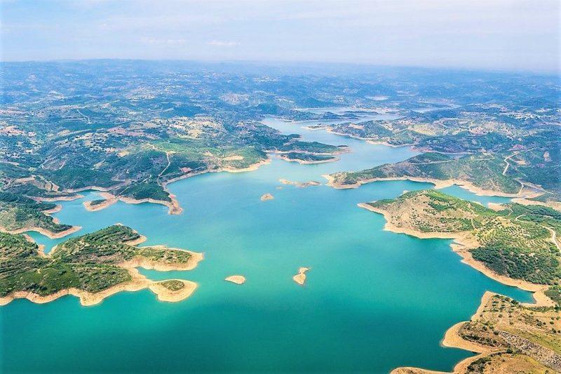 Algarve News über Odeleite-Staudamm bei Castro Marim
