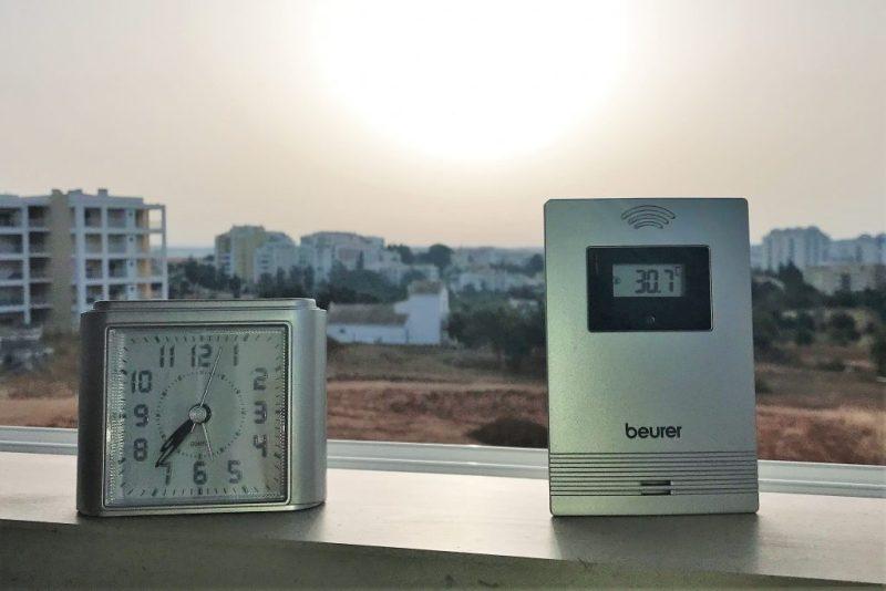Gluthitze lässt Algarve auch nachts kaum abkühlen