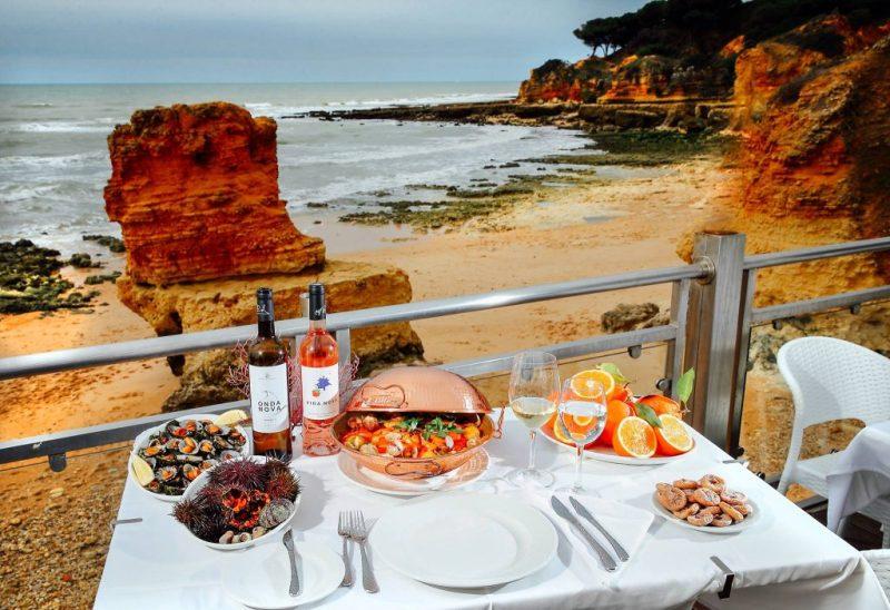 Algarve News Weltwunder des gedeckten Tischs in Portugal