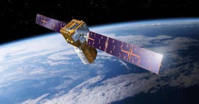 Wind auf der Erde zu messen ist die Mission des ESA-Satelliten Aeolus