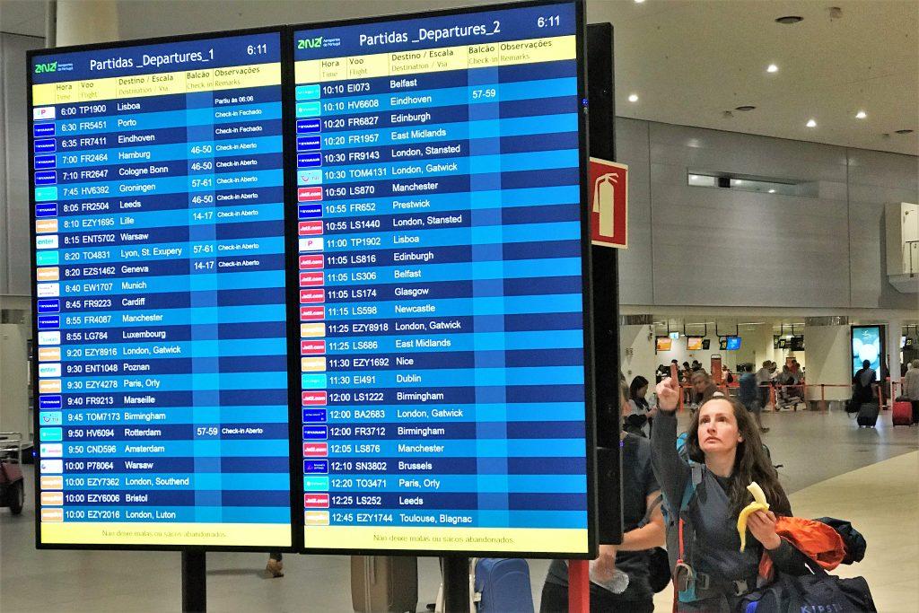 Image der Algarve erfordert bessere Flugverbindungen nach Faro