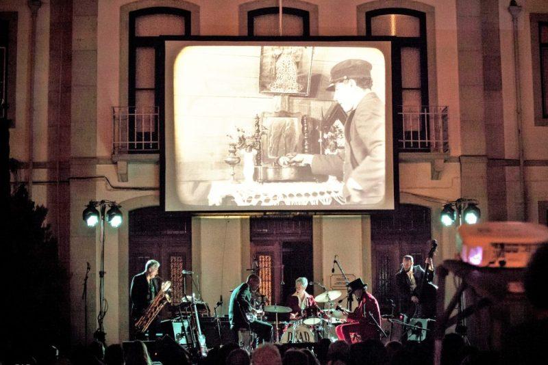 Kultur im Programm 365 Algarve beinhaltet auch Konzert-Kino der Reihe Video Lucem