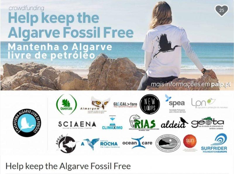 Fossile Brennstoffe bekämpft die Plattform PALP und startete eine Crowdfunding-Kampagne