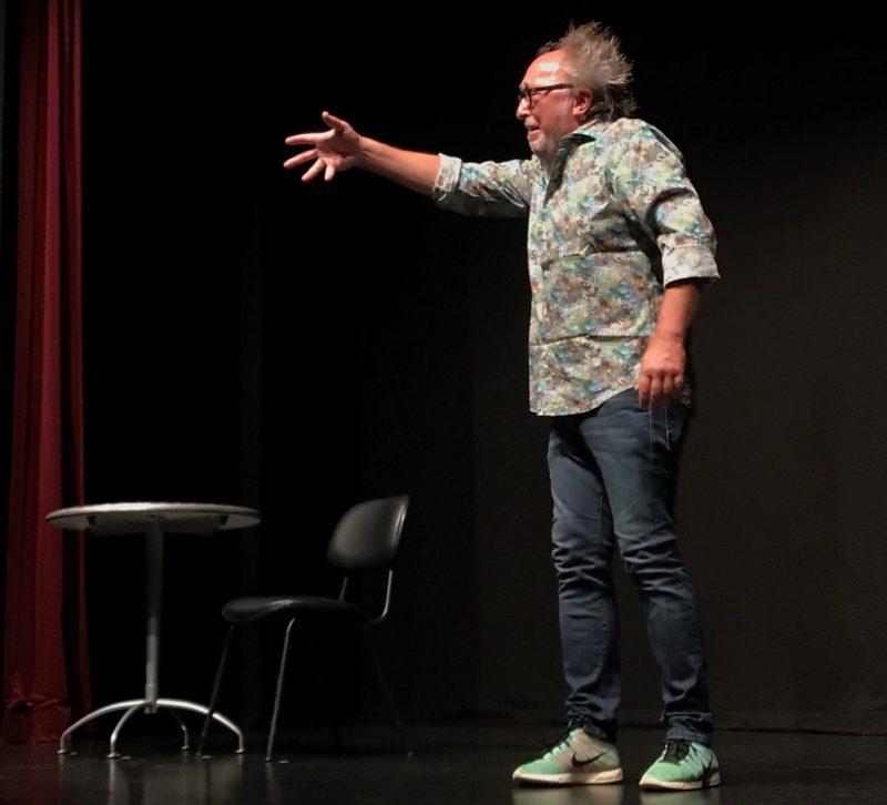 Urban Priol favorisiert als Kabarettist die Polit-Satire