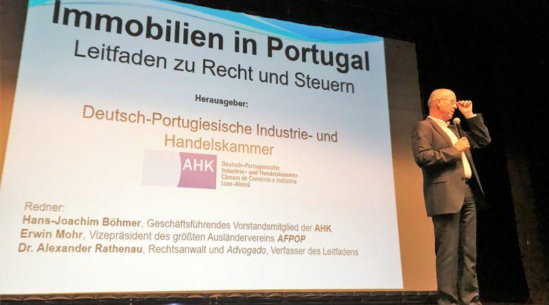 Rechtsanwalt hinzuzuziehen ist beim Immobilien-Erwerb in Portugal wichtig