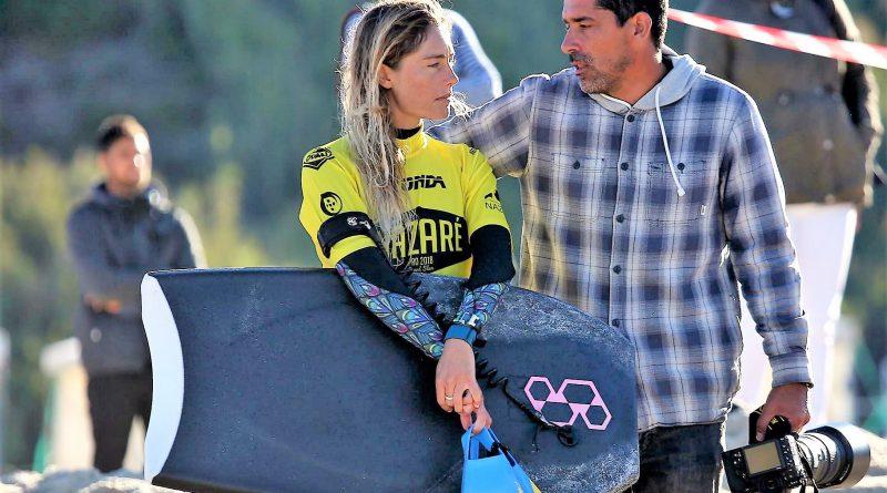 Algarve-Athletin Joana Schenker Vierte bei Weltmeisterschaft im Bodyboarding 2018