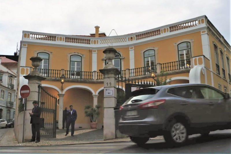 Algarve News zu VW Softwareentwicklungscentrum in Lissaboner Stadtpalast